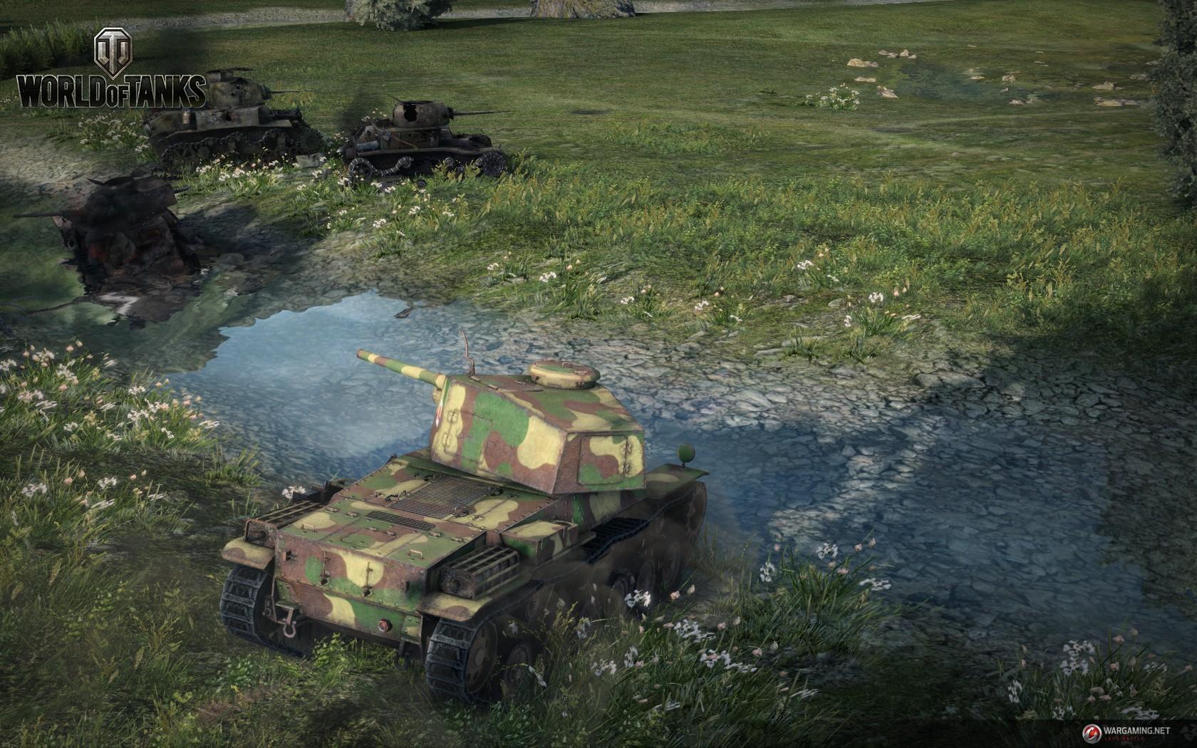 World of Tanks 8.10 spotyka się z osobistym trenerem