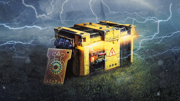 The Last Waffenträger: Special Footlockers Available to Buy Now!