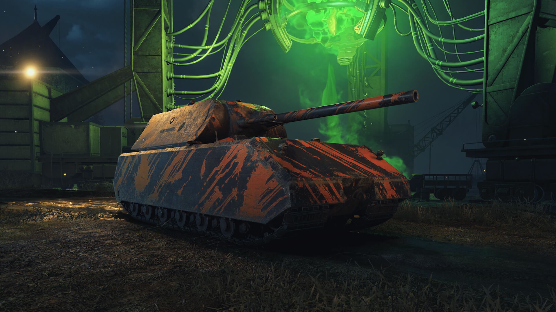 Wot Halloween 2020 Enter the Dark Front this Halloween! | General News | World of Tanks
