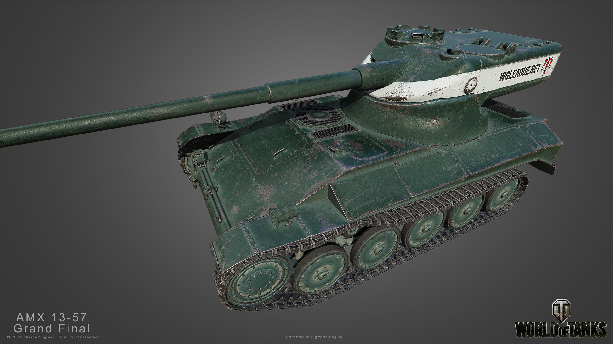 Studiu de caz 36: AMX-13, tancul francez cu turela oscilanta