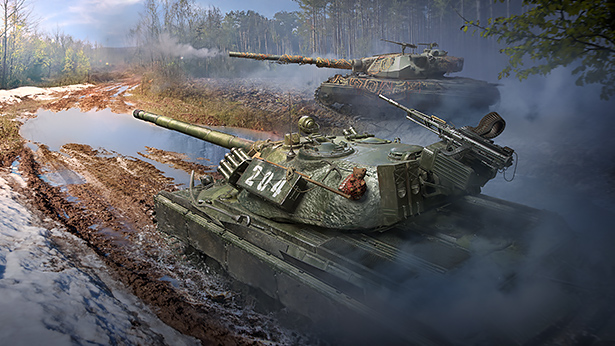 World of Tanks receives first foremost face