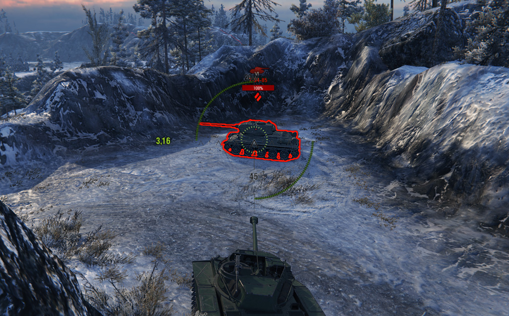 Controls and Firing   Newcomer's Guide   World of Tanks