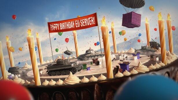 Geburtstag des EU-Servers: 10Tage Feierlichkeiten!
