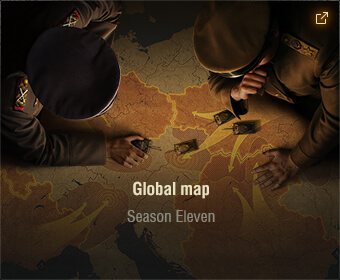 Clan Dashboard: on Top of the News | General News | World of Tanks