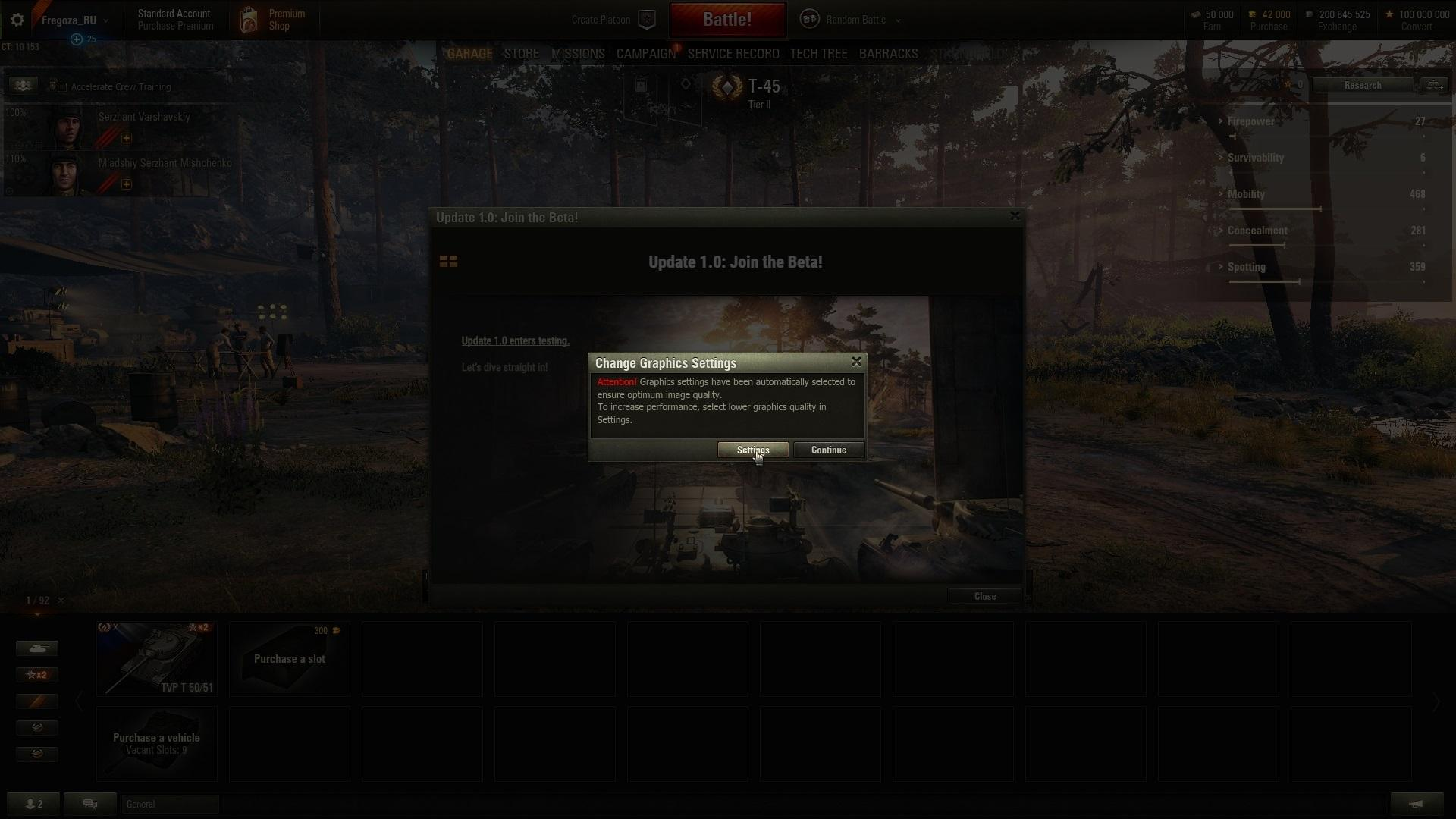 Update 1 0 Is Here   General News   World of Tanks