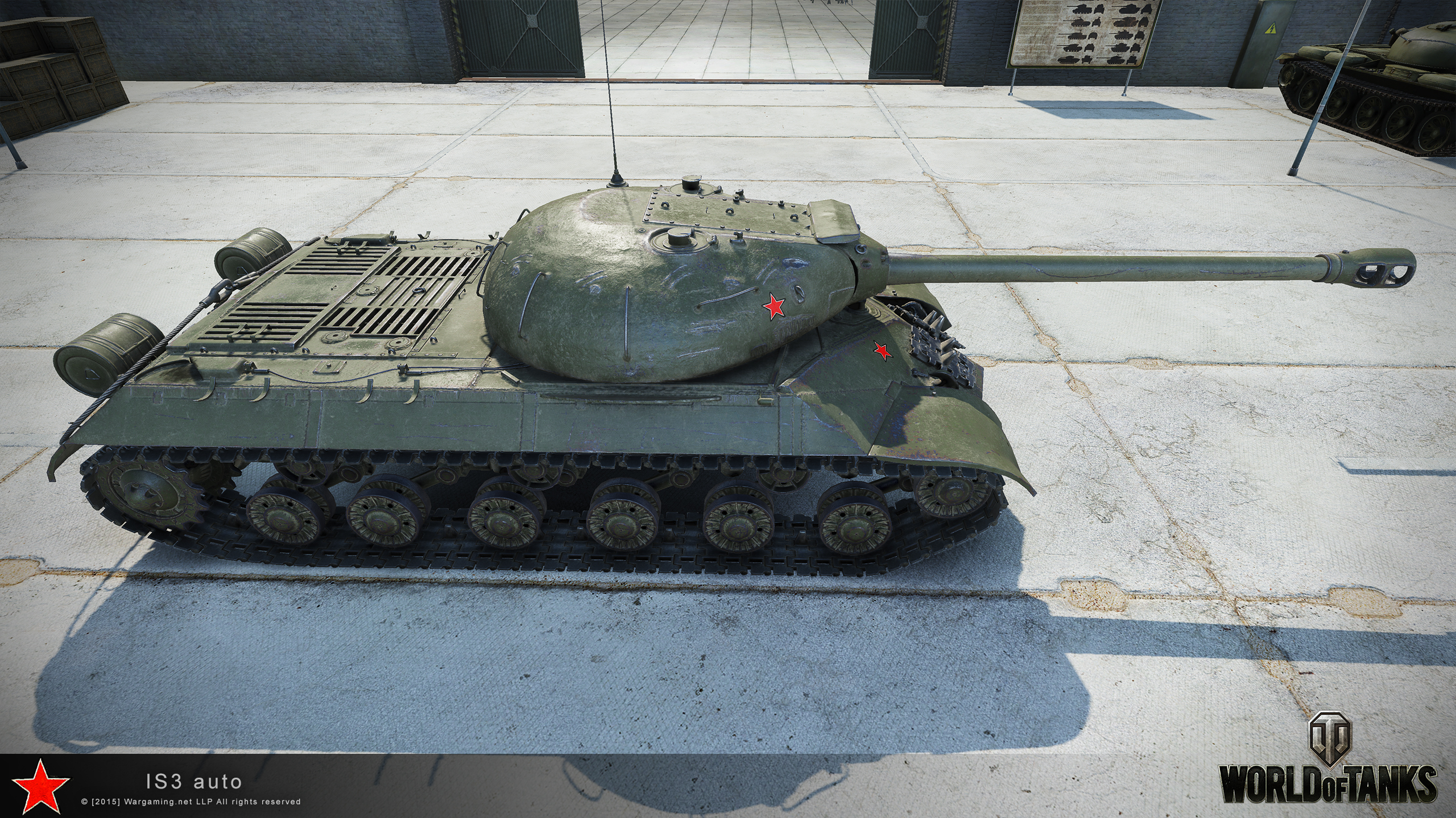 Ağır Sovyet tankı IS-3. IP-3, World of Tanks Kılavuzu