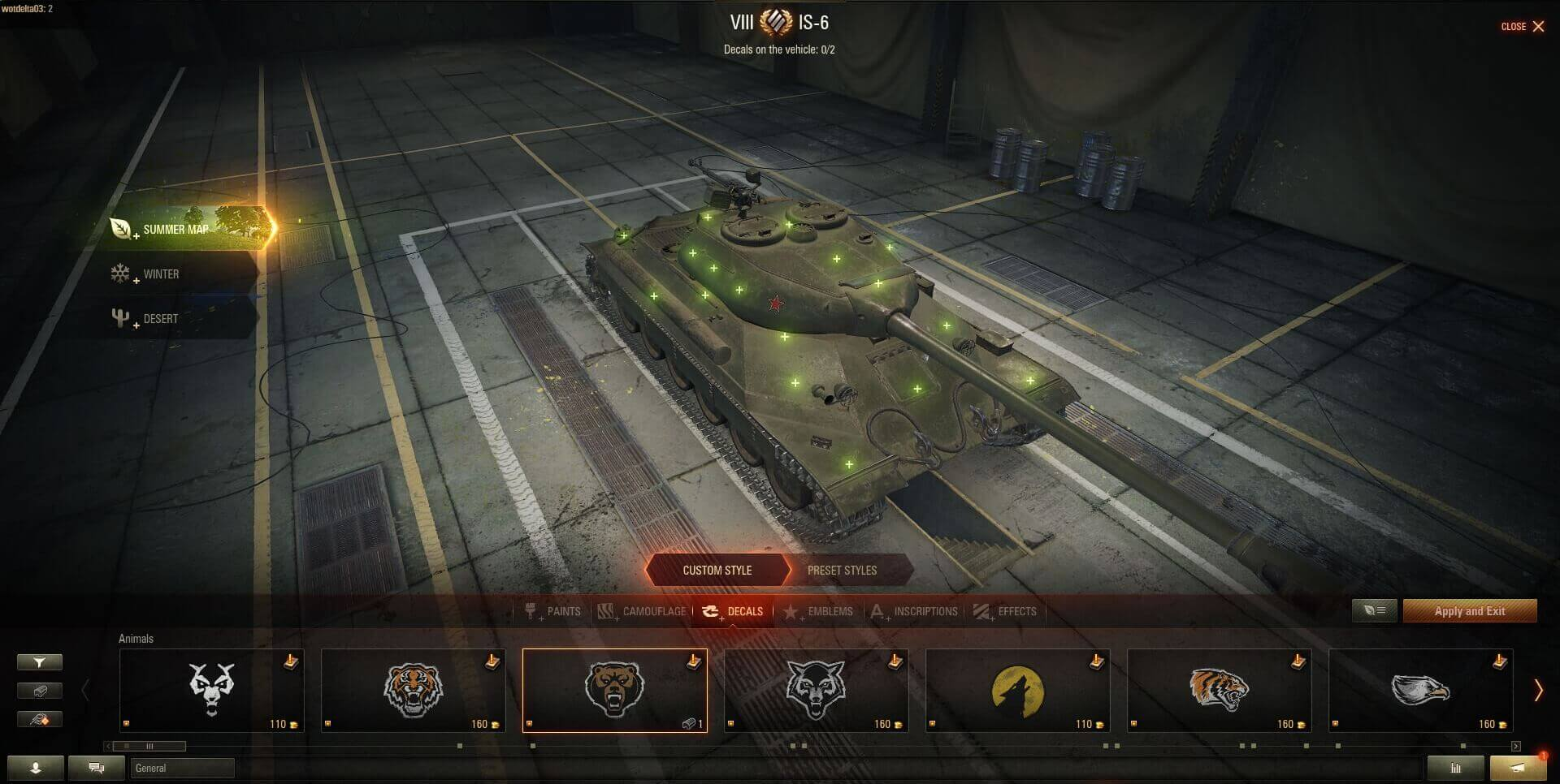 Changes To Customization In Update 1 6