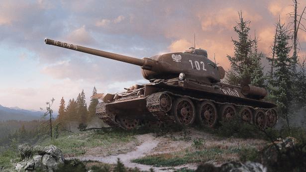 T-34-85 Rudy: le meilleur ami des tankistes livré avec un ...