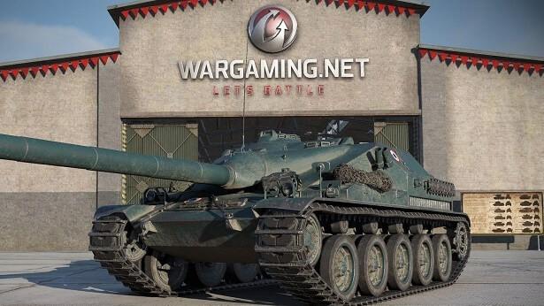 Komutan Ödülü :FR:  :P8:  :TD: AMX Canon d'assaut 105