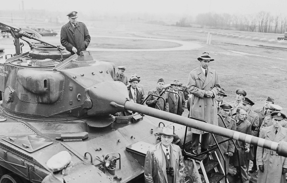 M41s in Foreign Service | History Spotlight | World of Tanks