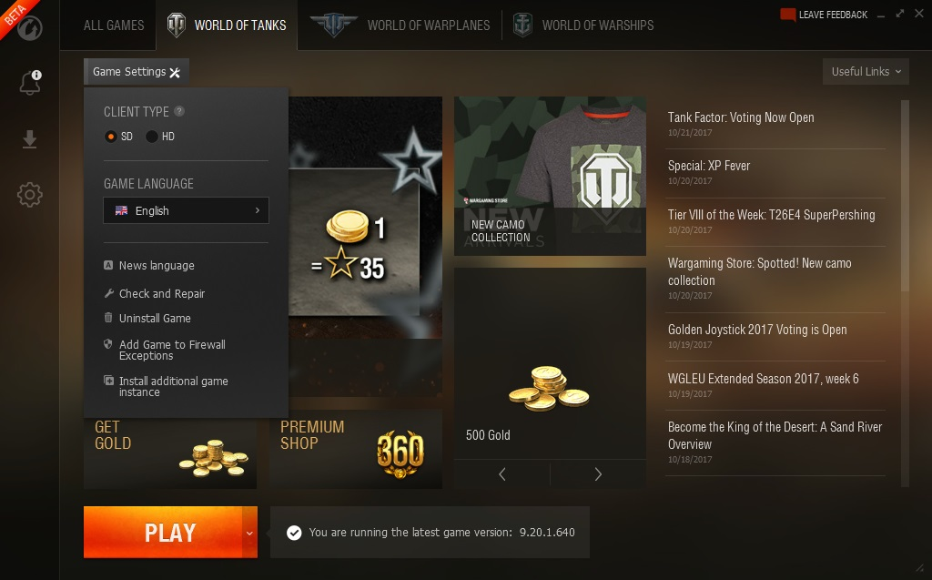 Get more with the Updated Wargaming Game Center | General