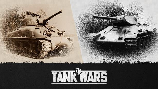Über Geschichte Sprechen: Showdown von T-34 und M4A1 Sherman