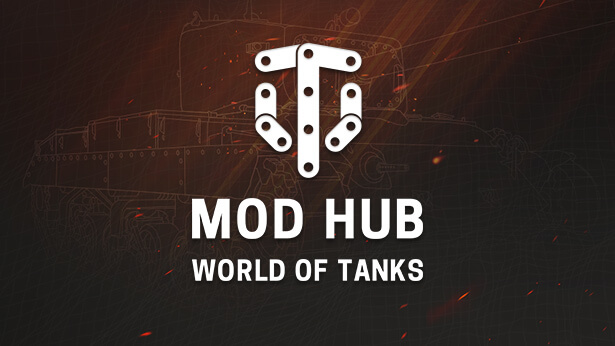Official Mod Hub | General News | World of Tanks