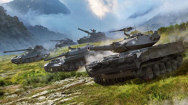 das update ist da hauptnachrichten world of tanks. Black Bedroom Furniture Sets. Home Design Ideas