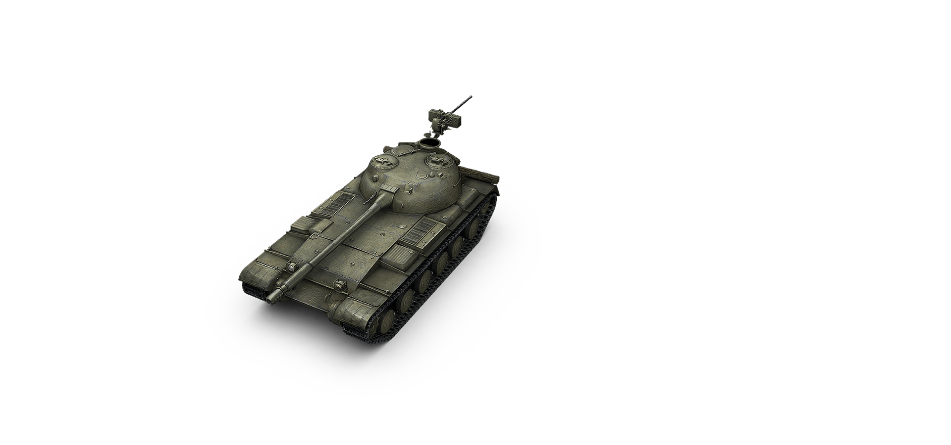 object 430 version ii: review, characteristics, comparison