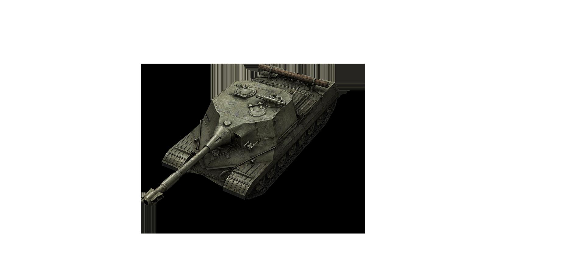 5 Mayıs - 20 Mayıs tarihleri arasında  :USSR: Tank Avcısı Object 268 hattı